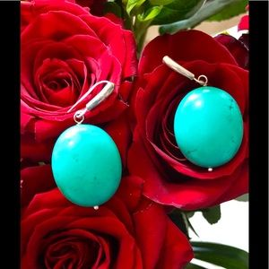 Jewelry - 🌈TURQUOISE EARRING 🌈